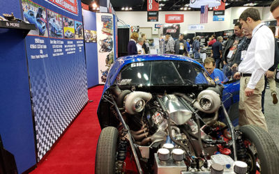 Baker Engineering, LLC (A Subsidiary of WDC) Currently Displaying at Performance Racing Industry Trade Show