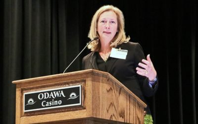 Deidra Mitchell, President & CEO of Waséyabek Development Company, LLC, Speaks on Panel at MEDC Tribal Economic and Government Contracting Forum