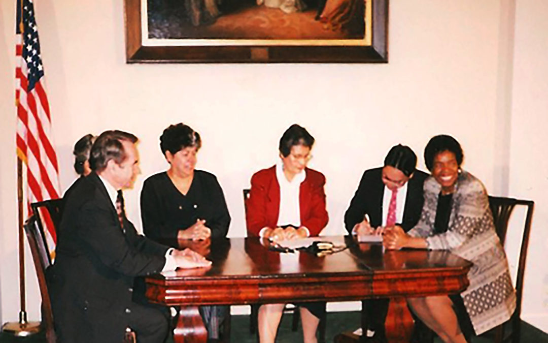 1995 – Federal Reaffirmation Achieved | A Major Turning Point in Tribal History