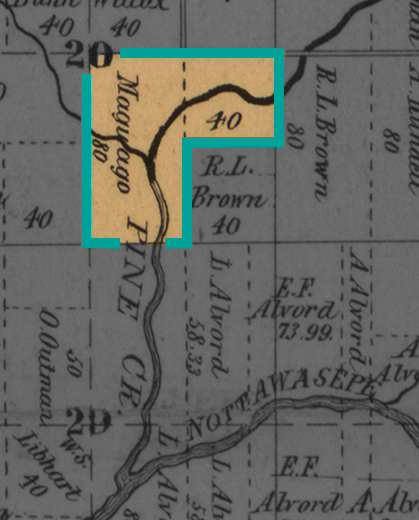 1845 – Purchase of Pine Creek Reservation (June 10, 1845)