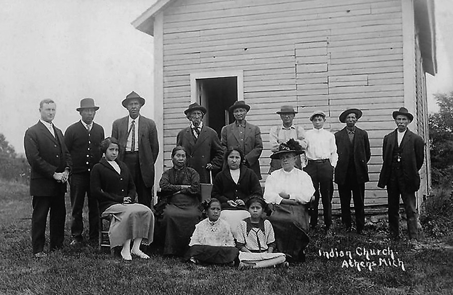 1904-1918 – Decline of East Indiantown   Rise of New Indiantown