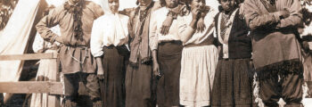 1900-1930 – Population at Pine Creek Reservation Increases Gradually
