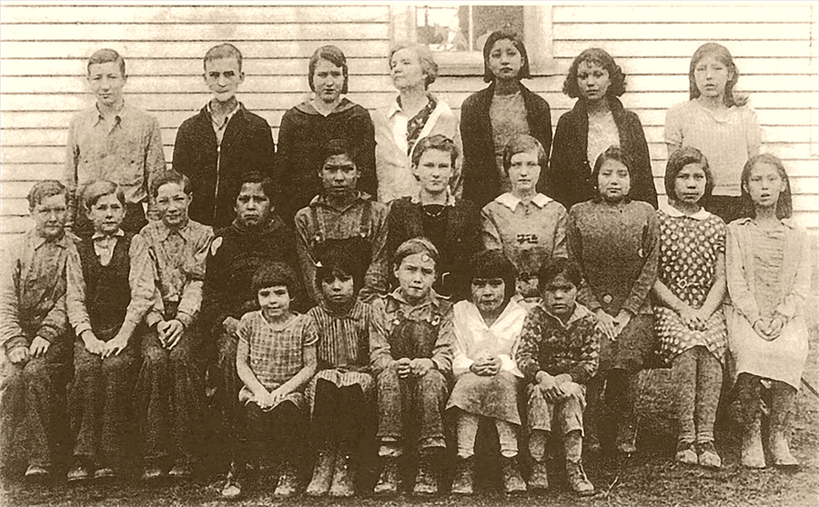 1929-1939 – Great Depression Begins   Many Residents Move Away from Pine Creek Reservation